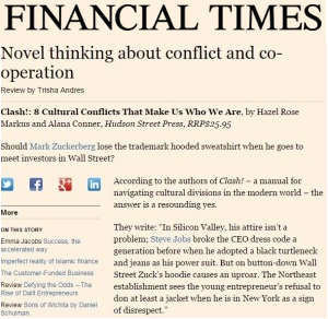 Novel Thinking About Conflict and Co-operation