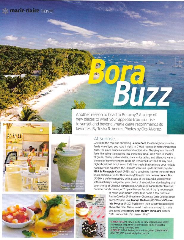 Bora Buzz