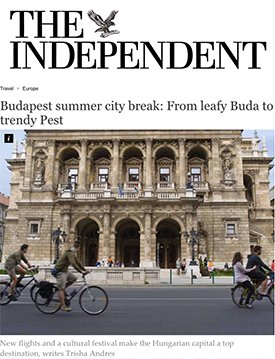 Budapest Summer City Break