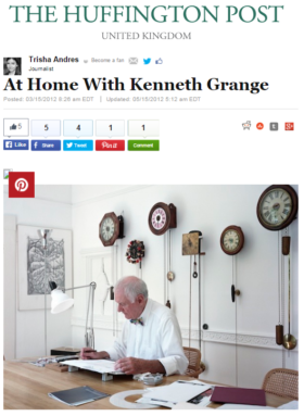 At Home With Kenneth Grange