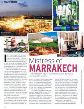 Mistress of Marrakech