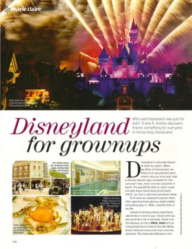 Disneyland for Grownups
